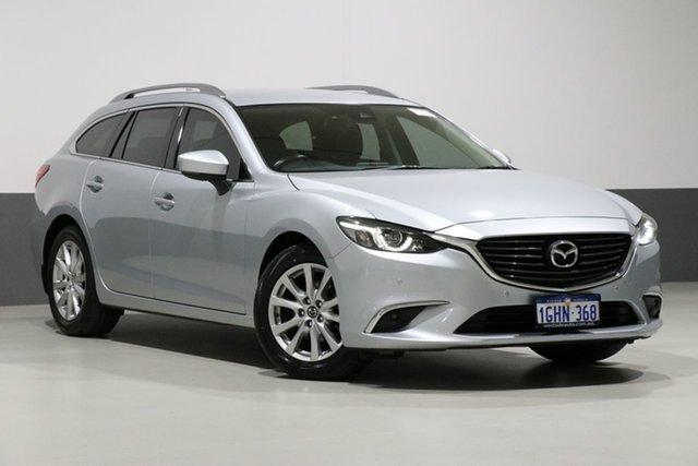 Used Mazda 6 6C MY17 (gl) Touring, 2017 Mazda 6 6C MY17 (gl) Touring Silver 6 Speed Automatic Wagon