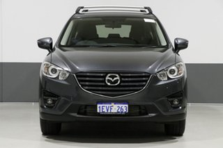 2015 Mazda CX-5 MY13 Upgrade Maxx Sport (4x4) Grey 6 Speed Automatic Wagon.
