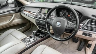 2008 BMW X5 E70 MY09 xDrive30d Steptronic Black 6 Speed Sports Automatic Wagon