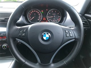 2011 BMW 120i E87 Silver Automatic Hatchback