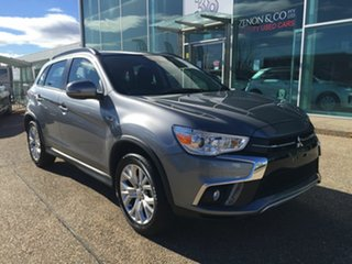 2018 Mitsubishi ASX XC MY19 ES 2WD ADAS Grey 6 Speed Constant Variable Wagon.