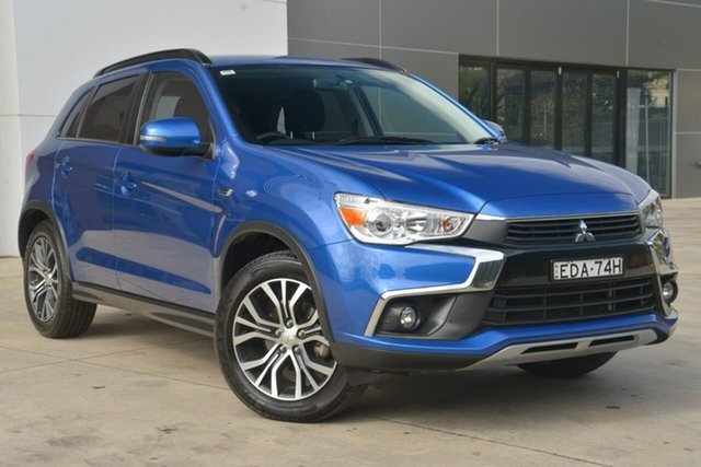 Used Mitsubishi ASX XC MY17 LS 2WD, 2017 Mitsubishi ASX XC MY17 LS 2WD Blue 6 Speed Constant Variable Wagon