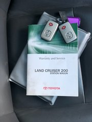 2011 Toyota Landcruiser VDJ200R MY10 VX Grey 6 Speed Sports Automatic Wagon.