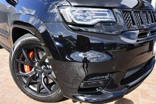 2020 Jeep Grand Cherokee WK MY20 SRT Diamond Black Crystal 8 Speed Sports Automatic Wagon.