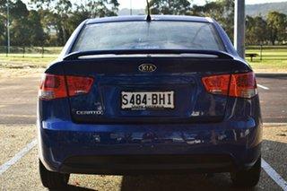 2011 Kia Cerato TD MY11 S Blue 6 Speed Sports Automatic Sedan