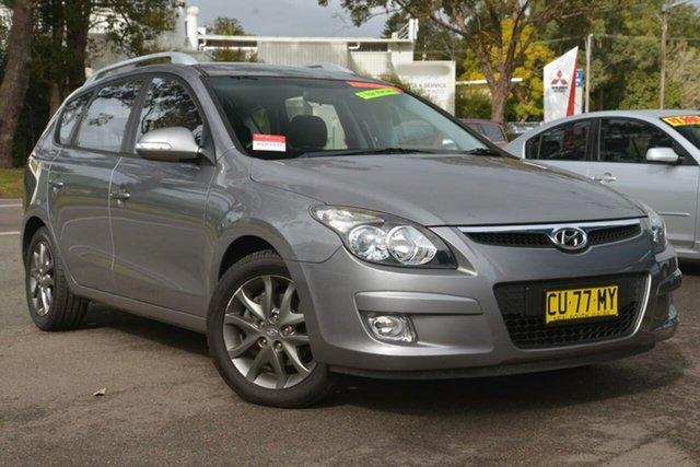 Used Hyundai i30 FD SLX, 2011 Hyundai i30 FD SLX Grey 4 Speed Automatic Wagon