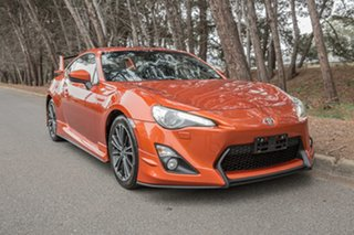 2014 Toyota 86 ZN6 GTS Orange 6 Speed Manual Coupe