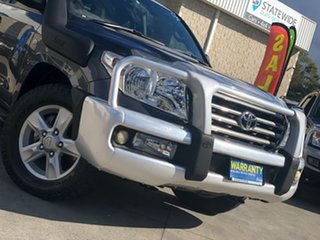 2011 Toyota Landcruiser VDJ200R MY10 VX Grey 6 Speed Sports Automatic Wagon