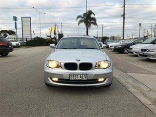 2011 BMW 120i E87 Silver Automatic Hatchback.