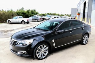 2014 Holden Calais VF MY15 V Phantom Black 6 Speed Sports Automatic Sedan.