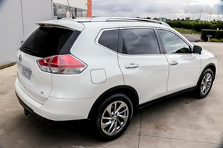 2015 Nissan X-Trail T32 Ti X-tronic 4WD Ivory Pearl 7 Speed Constant Variable Wagon