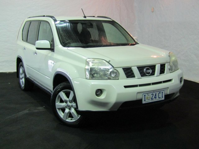 Used Nissan X-Trail T31 MY10 TS, 2010 Nissan X-Trail T31 MY10 TS White 6 Speed Manual Wagon
