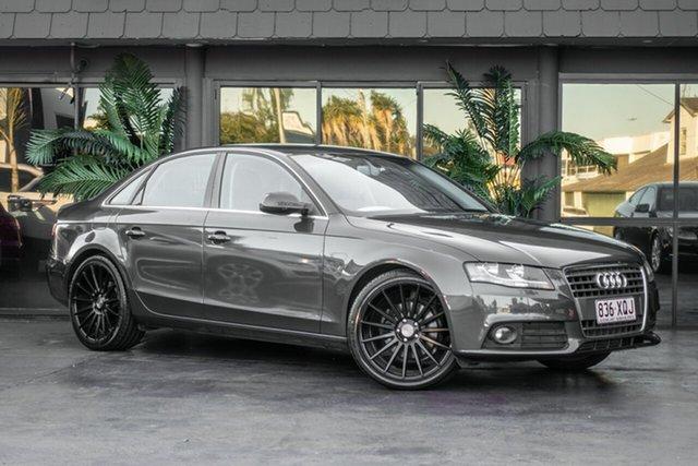 Used Audi A4 B8 8K MY10 Multitronic, 2009 Audi A4 B8 8K MY10 Multitronic Grey 8 Speed Constant Variable Sedan