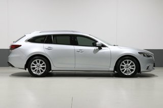 2017 Mazda 6 6C MY17 (gl) Touring Silver 6 Speed Automatic Wagon