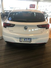 2019 Holden Astra BK MY19 R+ Summit White 6 Speed Sports Automatic Hatchback