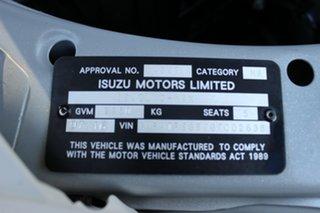 2016 Isuzu D-MAX MY15 SX Crew Cab Grey 5 Speed Sports Automatic Utility