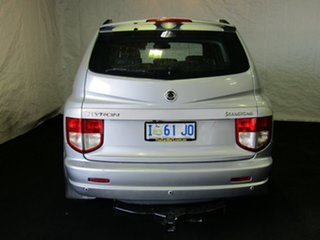 2006 Ssangyong Kyron D100 M320 Silver 5 Speed Sports Automatic Wagon