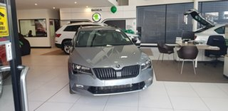 2019 Skoda Superb NP MY19 206TSI DSG SportLine Grey 6 Speed Sports Automatic Dual Clutch Wagon