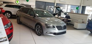 2019 Skoda Superb NP MY19 206TSI DSG SportLine Grey 6 Speed Sports Automatic Dual Clutch Wagon.