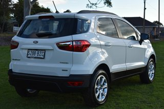 2018 Ford Ecosport BL Trend Diamond White 6 Speed Automatic Wagon.
