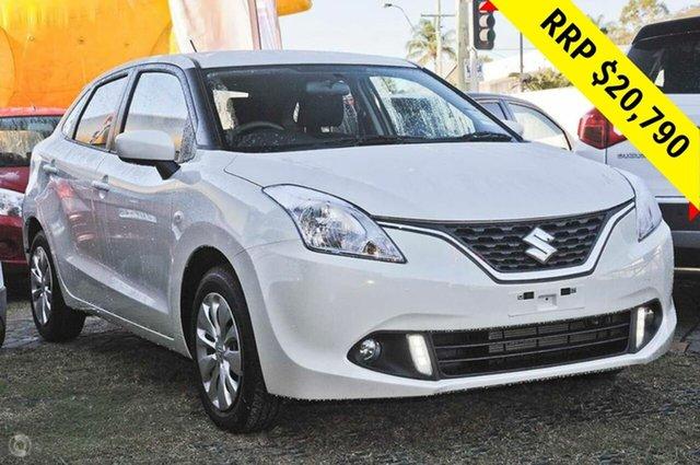 New Suzuki Baleno EW GL, 2019 Suzuki Baleno EW GL White 4 Speed Automatic Hatchback