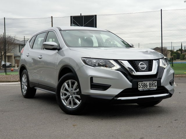 Used Nissan X-Trail T32 Series II ST X-tronic 2WD, 2017 Nissan X-Trail T32 Series II ST X-tronic 2WD Brilliant Silver 7 Speed Constant Variable Wagon