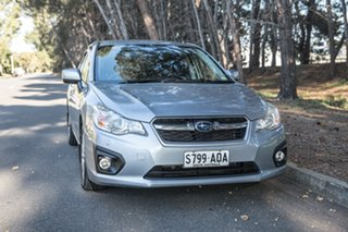 2011 Subaru Impreza G4 MY12 2.0i-L Lineartronic AWD Silver 6 Speed Constant Variable Sedan.