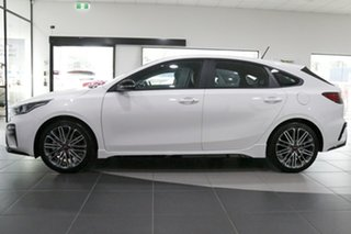 2020 Kia Cerato BD MY21 GT DCT Snow White Pearl 7 Speed Sports Automatic Dual Clutch Hatchback