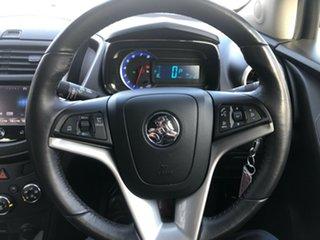 2016 Holden Trax TJ MY16 LS Summit White 6 Speed Automatic Wagon