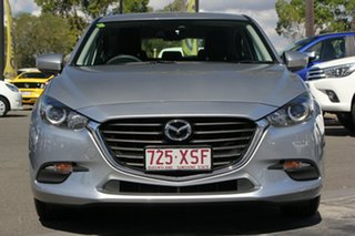 2017 Mazda 3 BN5478 Neo SKYACTIV-Drive Silver 6 Speed Sports Automatic Hatchback