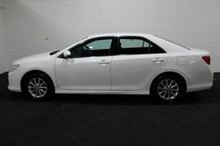 2016 Toyota Aurion GSV50R AT-X White 6 Speed Sports Automatic Sedan.