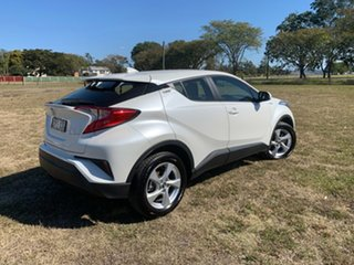 2018 Toyota C-HR NGX10R S-CVT 2WD Crystal Pearl 7 Speed Constant Variable Wagon