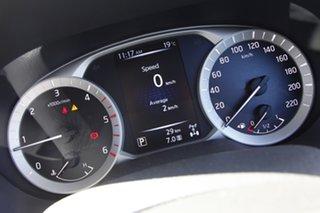 2018 Nissan Navara D23 S3 ST Black Edition Polar White 7 Speed Sports Automatic Utility