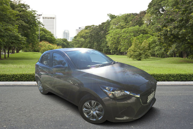 Demo Mazda 2 DJ2HA6 Neo SKYACTIV-MT, 2019 Mazda 2 DJ2HA6 Neo SKYACTIV-MT Machine Grey 6 Speed Manual Hatchback