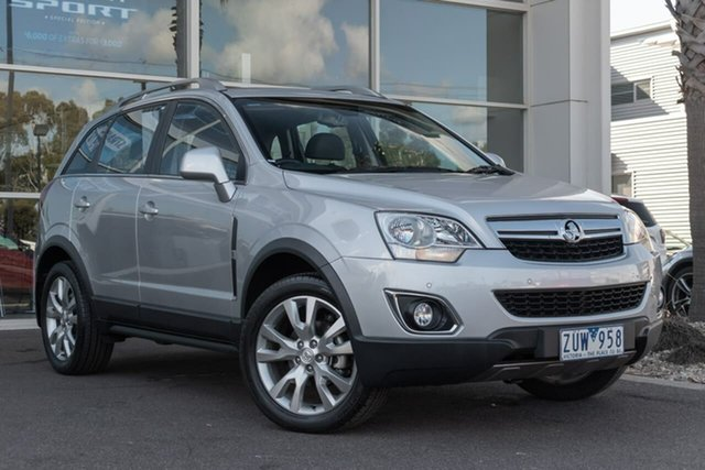 Used Holden Captiva CG MY13 5 LTZ, 2013 Holden Captiva CG MY13 5 LTZ 6 Speed Sports Automatic Wagon