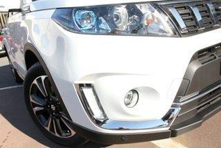 2020 Suzuki Vitara LY Series II Turbo 4WD Cool White 6 Speed Sports Automatic Wagon.
