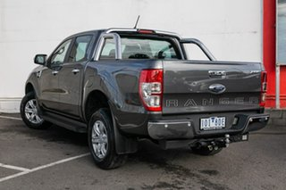 2018 Ford Ranger PX MkIII 2019.00MY XLT Pick-up Double Cab 4x2 Hi-Rider Grey 10 Speed