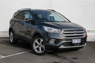 2018 Ford Escape ZG 2018.75MY Trend AWD Grey 6 Speed Sports Automatic Wagon.
