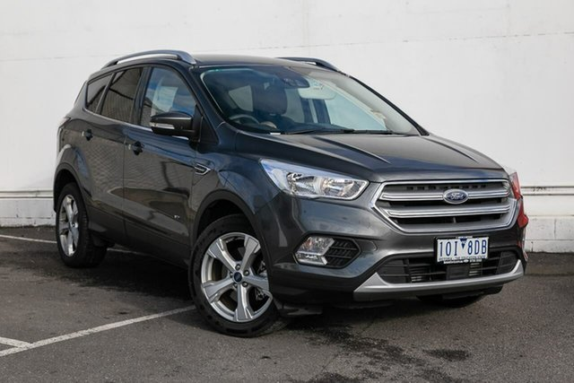 Used Ford Escape ZG 2018.75MY Trend AWD, 2018 Ford Escape ZG 2018.75MY Trend AWD Grey 6 Speed Sports Automatic Wagon