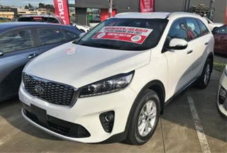2019 Kia Sorento UM MY19 SI Clear White 8 Speed Sports Automatic Wagon.