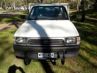 1999 Toyota Hilux RZN149R 4x2 5 Speed Manual Cab Chassis