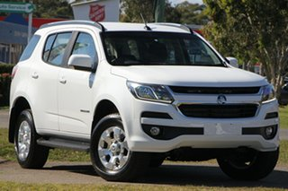 2018 Holden Trailblazer RG MY18 LT White 6 Speed Sports Automatic Wagon.