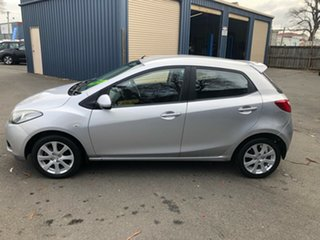 2007 Mazda 2 DY10Y2 Neo Silver 4 Speed Automatic Hatchback