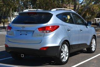 2010 Hyundai ix35 LM MY11 Highlander AWD Silver 6 Speed Sports Automatic Wagon.