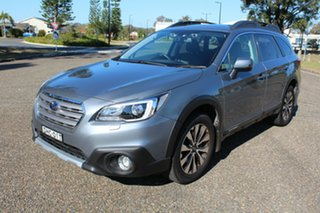 2016 Subaru Outback B6A MY16 2.0D CVT AWD Premium Silver 7 Speed Constant Variable Wagon.