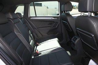 2018 Volkswagen Tiguan 5N MY19 162TSI DSG 4MOTION Highline Pure White 7 Speed