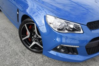 2014 Holden Special Vehicles ClubSport Gen-F MY14 R8 Blue 6 Speed Sports Automatic Sedan.