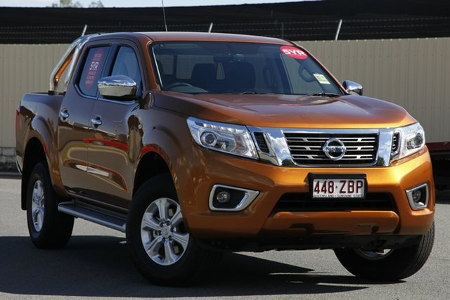 Demo Nissan Navara D23 S3 ST, 2019 Nissan Navara D23 S3 ST Hornet Gold 7 Speed Sports Automatic Utility