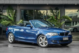 2007 BMW 120i E87 MY07 120i Blue 6 Speed Automatic Hatchback.