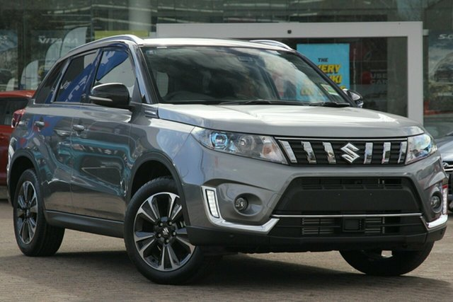 New Suzuki Vitara LY Series II Turbo 2WD, 2019 Suzuki Vitara LY Series II Turbo 2WD Grey 6 Speed Sports Automatic Wagon
